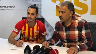 Yasir Subaşı ve Aymen Abdennour, Kayserispor'da