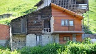 Karadeniz'deki bu evi gören şaşkına dönüyor!