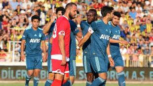 Boluspor 0 - 2 Fenerbahçe