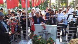 Şehit Halisdemir ailesine 15 Temmuz ayıbı