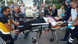 Hamile eşine ve arkadaşına kurşun yağdırdı: 1 ölü, 1 yaralı