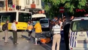 İstanbul'da halk otobüsü dehşeti! Ölü ve yuaralılar var