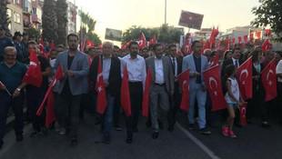 15 Temmuz'da MHP'liler alanı terk etti