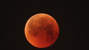 Ay tutulması Türkiye'den de izlenebilecek