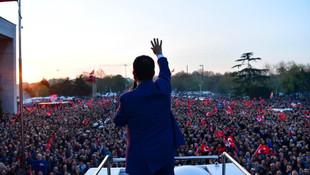 Ekrem İmamoğlu'na ''Cumhurbaşkanı adaylığı'' sorusu