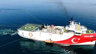 Bakan açıkladı: Oruç Reis Akdeniz'e gönderiliyor