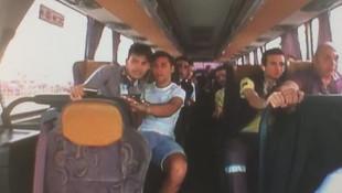 İstanbul'daki feci kaza kameraya böyle yansıdı