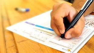 YKS'nin Alan Yeterlilik Testi'nde bir soru iptal edildi