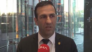 Adil Gevrek: UEFA Avrupa Ligi'nde gruplara kalmak istiyoruz