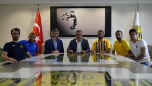 MKE Ankaragücü'nde 5 imza