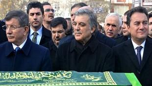 ''FETÖ'nün siyasi ayağı, Gül, Davutoğlu ve Babacandır''