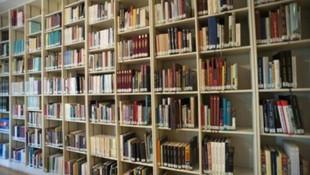 Kütüphane sayısı yüzde 14 azaldı