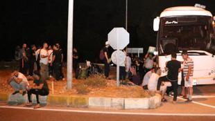İran'dan 50 otobüsle festivale gelen turistlere büyük şok !