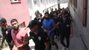 Adana'da fırıncıları haraca bağlayan DEAŞ'lılar tutuklandı