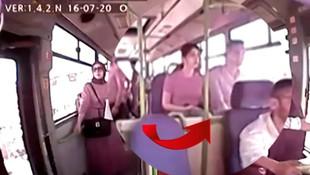 Genç kızın otobüsten düşüp öldüğü olayda ilginç detay