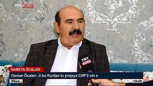 İçişleri Bakanlığı'ndan Osman Öcalan sorusuna ''kişisel veri'' yanıtı