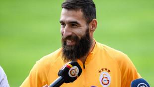 Jimmy Durmaz'ın Galatasaray heyecanı