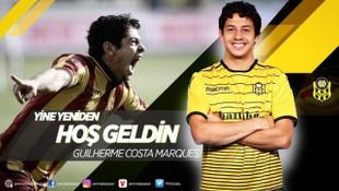 Guilherme, iki yıl daha Yeni Malatyaspor'da