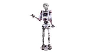 ''Robothespian'' Başakşehir'e geliyor !