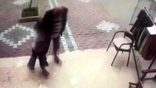 82 yaşındaki sapık küçük kızı taciz etti
