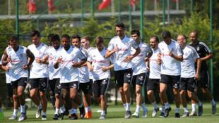 Beşiktaş'ta Boyd ilk antrenmanına çıktı