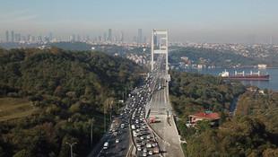Bakan açıkladı ! FSM Köprüsü'ndeki çalışma ne zaman bitecek ?