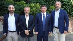 Davutoğlu söyleşisi sonrası program yayından kaldırıldı !