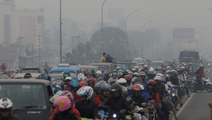 Hükümete ''hava kirliliği'' davası