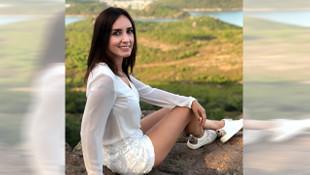 Nazlı Çelik'in şortlu fotoğrafları sosyal medyayı salladı