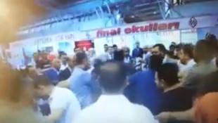 MHP'lilerle İYİ Partililer birbirine girdi!