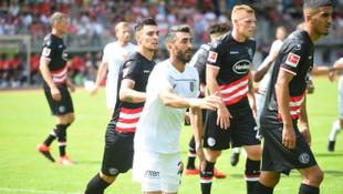Fortuna Düsseldorf 1 - 1 Başakşehir