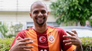 Felipe Melo'dan Radamel Falcao'ya Galatasaray presi