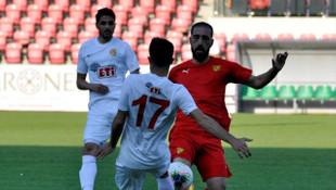Göztepe 1 - 1 Eskişehirspor