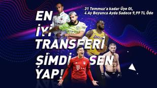 S Sport Plus'tan futbolseverlere erken üyelik avantajı!