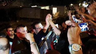Ekrem İmamoğlu, Bodrum'da Zülfi Livaneli konserine katıldı