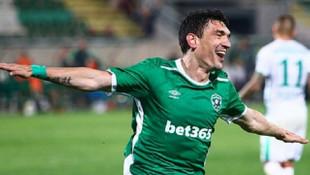 Trabzonspor golcüsünü buldu: Andrei Keseru