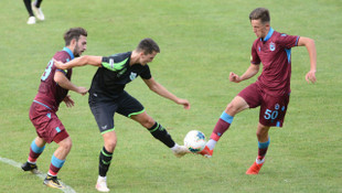 Trabzonspor 0 - 0 Szombathelyı Haladas (Hazırlık maçı)