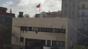Türkiye'nin Trablus Büyükelçiliği'nden ''tahliye'' açıklaması