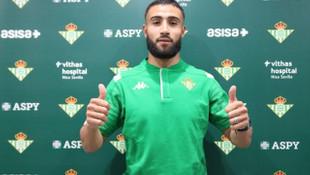 Real Betis Nabil Fekir ile sözleşme imzaladı