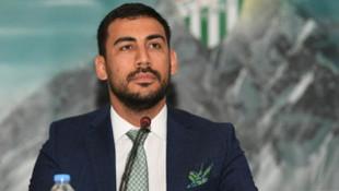 Selçuk Erdoğan: Bursaspor'un büyüklüğü hiçbir yerde değişmez