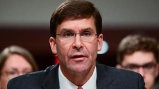 ABD'nin yeni savunma bakanı Mark Esper oldu