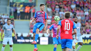 Viktoria Plzen 0 - 0 Olympiakos (Başakşehir'in rakibi kim olacak?)