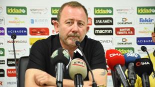 Sergen Yalçın: UEFA Avrupa Ligi'nde hedefimiz var
