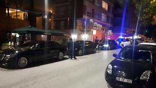 Ankara'da büyükelçilik müsteşarına silahlı saldırı !