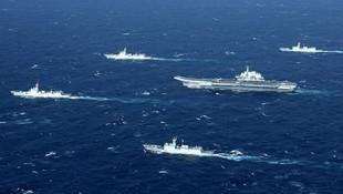 ABD Donanması Hürmüz Boğazı'nda harekete geçti
