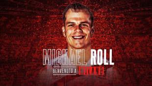 Olimpia Milano, Michael Roll'u transfer etti