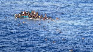 Akdeniz'de göçmen faciası: 150 kişi kurtarıldı, 150 kişi kayıp