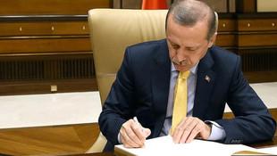 Erdoğan'dan 11 üniversiteye rektör ataması