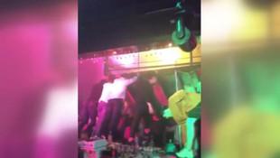 Gece kulübünde tavan çöktü: 2 ölü, 17 yaralı