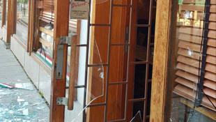 Türk restoranına bombalı saldırı